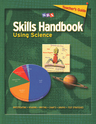 Skills Handbook: Using Science, Teacher Edition, Level 6