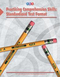 Corrective Reading: Practicing Comprehension Skills Level A, Standardized Test Format Blackline Masters