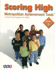 Scoring High on the MAT 8, Student Edition, Grade 1