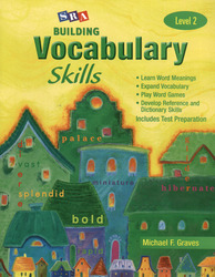 Building Vocabulary Skills, Student Edition, Level 2