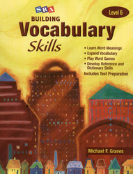 Building Vocabulary Skills, Student Edition, Level 6