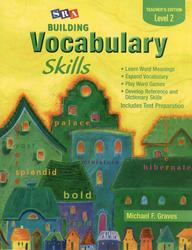 Building Vocabulary Skills, Teacher's Edition, Level 2