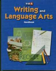 Writing and Language Arts, Writer's Handbook, Grade 3