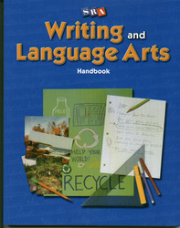 Writing and Language Arts, Writer's Handbook, Grade 3