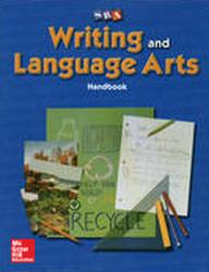 Writing and Language Arts, Writer's Handbook, Grade 6