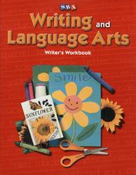 Writing and Language Arts, Writer's Workbook, Level K