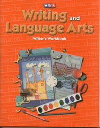 Writing and Language Arts, Writer's Workbook, Grade 1