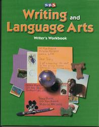 Writing and Language Arts, Writer's Workbook, Grade 2