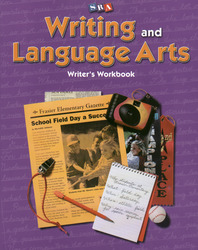 Writing and Language Arts, Writer's Workbook, Grade 4