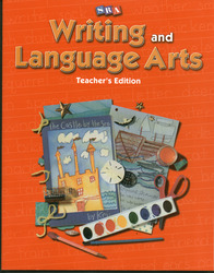 Writing and Language Arts, Teacher's Edition, Grade 1