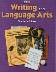 Writing and Language Arts, Teacher's Edition, Grade 4
