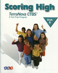 Scoring High on the TerraNova CTBS, Student Edition, Grade 5