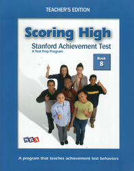 Scoring High on the SAT/10, Teacher's Edition and Poster Package, Grade 8