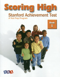 Scoring High on the SAT/10, Student Edition, Grade 1