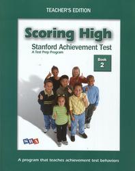 Scoring High on SAT, Teacher Edition Grade 2