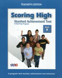 Scoring High on SAT, Teacher Edition Grade 8