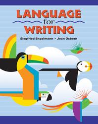 Language for Writing, Teacher Materials