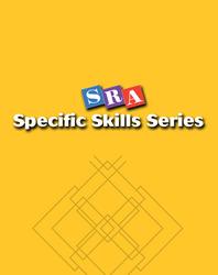 Specific Skills Series for Language Arts, Level E Starter Set