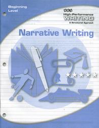 High-Performance Writing Beginning Level, Narrative Writing