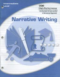 High-Performance Writing Intermediate Level, Narrative Writing