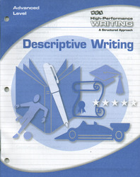 High-Performance Writing Advanced Level, Descriptive Writing