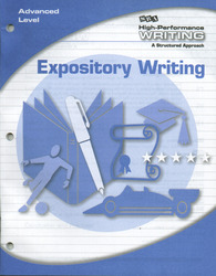 High-Performance Writing Advanced Level, Expository Writing