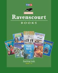 Ravenscourt Books - Reaching Goals, Chapter Books (Set of 8 titles)