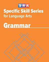 Specific Skill Series for Language Arts - Grammar Book, Level F