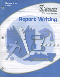 High-Performance Writing Beginning Level, Report Writing