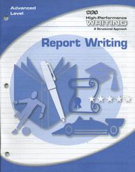 High-Performance Writing Advanced Level, Report Writing