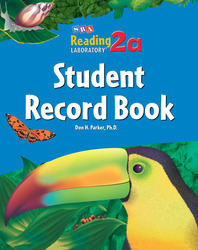 Reading Lab 2a, Student Record Book (5-pack), Levels 2.0 - 7.0