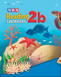 Reading Lab 2b, Complete Kit, Levels 2.5 - 8.0