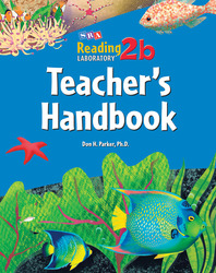 Reading Lab 2b, Teacher's Handbook, Levels 2.5 - 8.0'