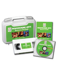 Artsource®, Grade K, VHS and DVD Package