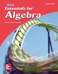 Essentials for Algebra, Teacher's Guide