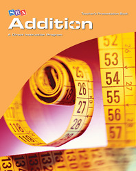 Corrective Mathematics Addition, Teacher Materials