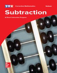 Corrective Mathematics Subtraction, Workbook