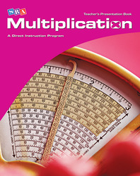 Corrective Mathematics Multiplication, Teacher Materials
