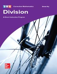 Corrective Mathematics Division, Additional Answer Key