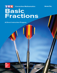 Corrective Mathematics Basic Fractions, Additional Answer Key