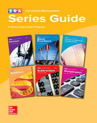 Corrective Mathematics, Series Guide