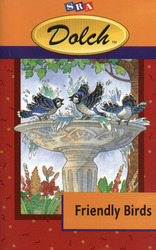 Dolch® First Reading Books Friendly Birds (First Reading Books)