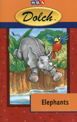 Dolch® Elephants (First Reading Books)