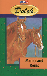 Dolch® First Reading Books Manes and Reins (Independent Reading Books - Animals)