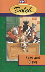 Dolch® First Reading Books Paws and Claws (Independent Reading Books - Animals)