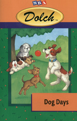 Dolch® First Reading Books Dog Days (Independent Reading Books - Animals)