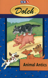 Dolch® First Reading Books Animal Antics (Independent Reading Books - Tales and Legends)