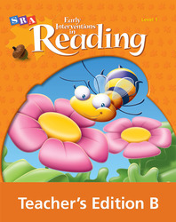 Early Interventions in Reading Level 1, Teacher's Edition Book B