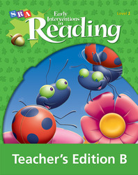 Early Interventions in Reading Level 2, Teacher's Edition Book B