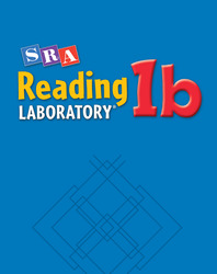 Reading Lab 1b, Student Record Book (Pkg. of 5), Levels 1.4 - 4.5